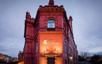 Hotel Indigo selects County Durham food producers for menu
