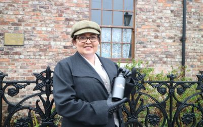 Reducing single use plastic at Beamish Museum