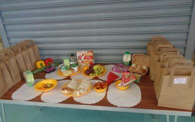Free School Meals during lockdown