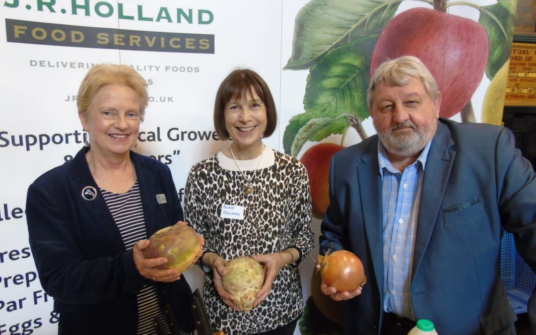 Durham food producers given help to get products to market