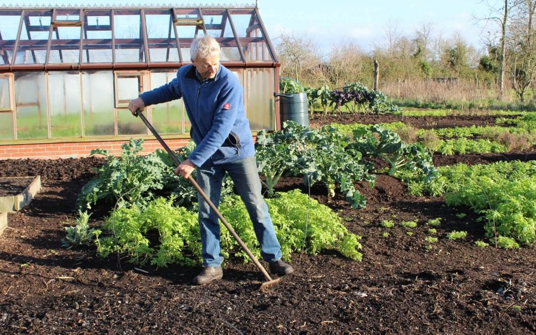 No Dig Gardening Talk with Charles Dowding