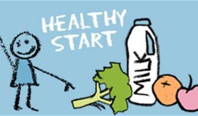 Increasing Uptake of Healthy Start Vouchers