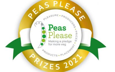 Food Durham nominated for Peas Please Prize!
