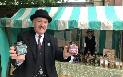 Beamish has launched an exciting new food stall!