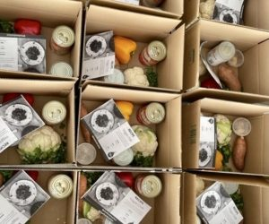 Community Good Food Network explores approaches to climate-friendly diets